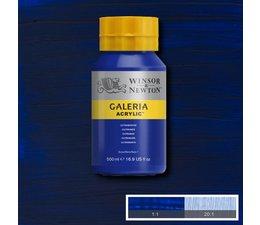 Winsor & Newton Galeria acrylverf 500ml 660 ultramarine