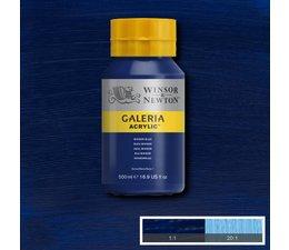 Winsor & Newton Galeria acrylverf 500ml 706 winsor blue