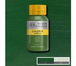Winsor & Newton Galeria acrylverf 500ml 599 sapgreen
