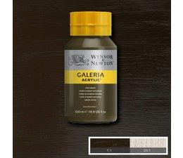 Winsor & Newton Galeria acrylverf 500ml 554 raw umber
