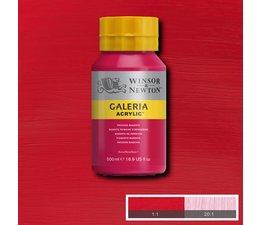 Winsor & Newton Galeria acrylverf 500ml 533 proces magenta