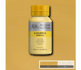 Winsor & Newton Galeria acrylverf 500ml 422 naples yellow