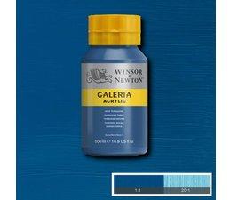 Winsor & Newton Galeria acrylverf 500ml 232 deep turquoise