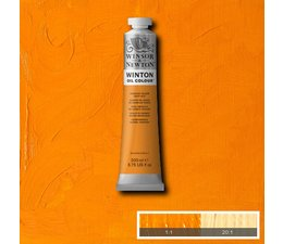 Winsor & Newton Winton olieverf 200ml 115 cadmium yellow deep hue