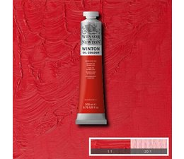 Winsor & Newton Winton olieverf 200ml 682 vermillion hue