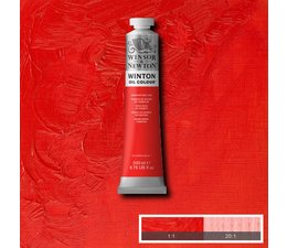 Winsor & Newton Winton olieverf 200ml 095 cadmium red hue