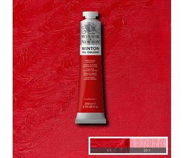 Winsor & Newton Winton olieverf 200ml 098 cadmium red deep hue