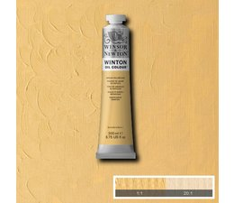 Winsor & Newton Winton olieverf 200ml 422 naples yellow hue