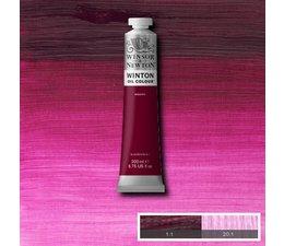 Winsor & Newton Winton olieverf 200ml 380 magenta