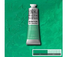 Winsor & Newton Winton olieverf 200ml 241 emerald green