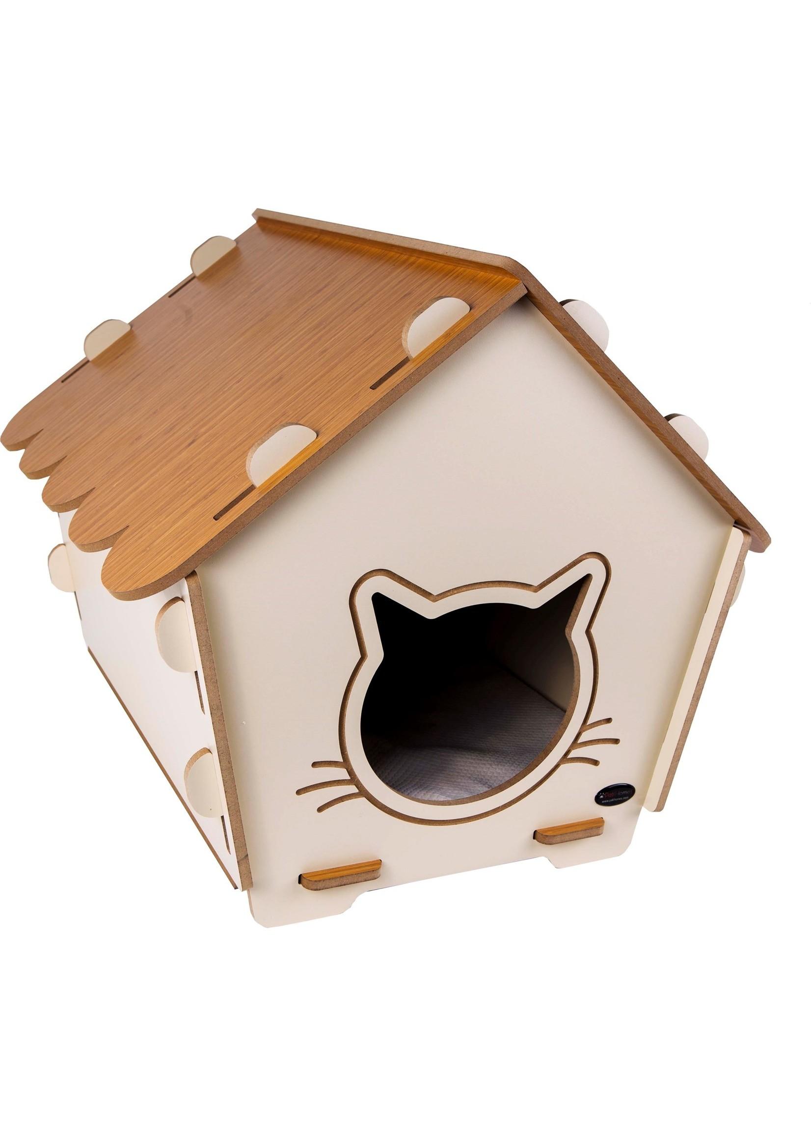 Pati Homes Kattenhuis Basis Beige