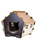 Pati Homes Kattenhuis XL met raam