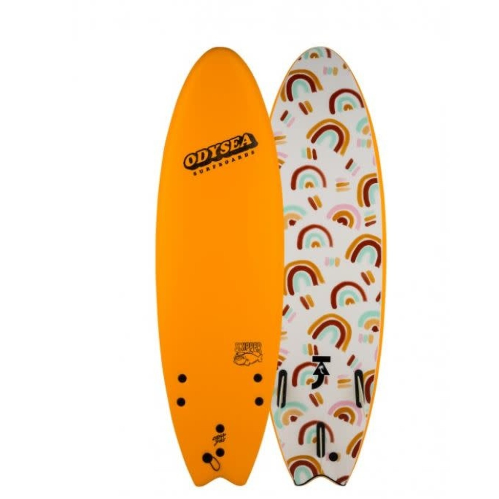 Catch Surf ODYSEA 6.6 SKIPPER PRO TAJ BURROW TRI