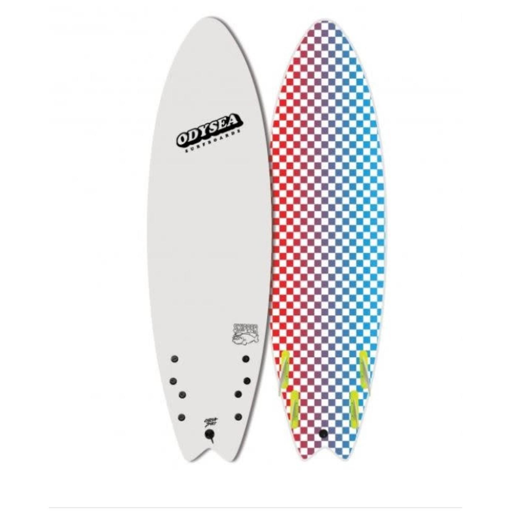 Catch Surf ODYSEA 6.6 SKIPPER QUAD
