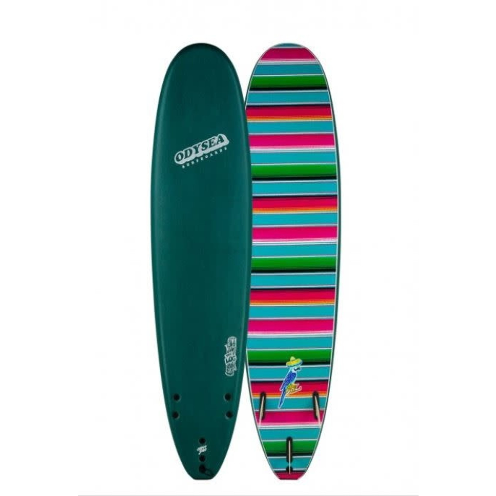 Catch Surf ODYSEA 8.0 LOG JOHNNY REDMOND
