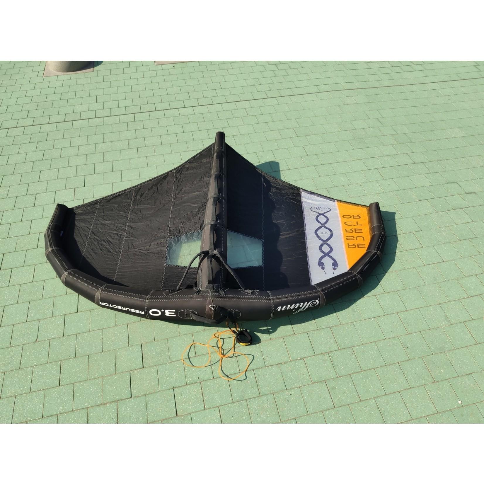 Shinn Pre Loved Resurector 3m black