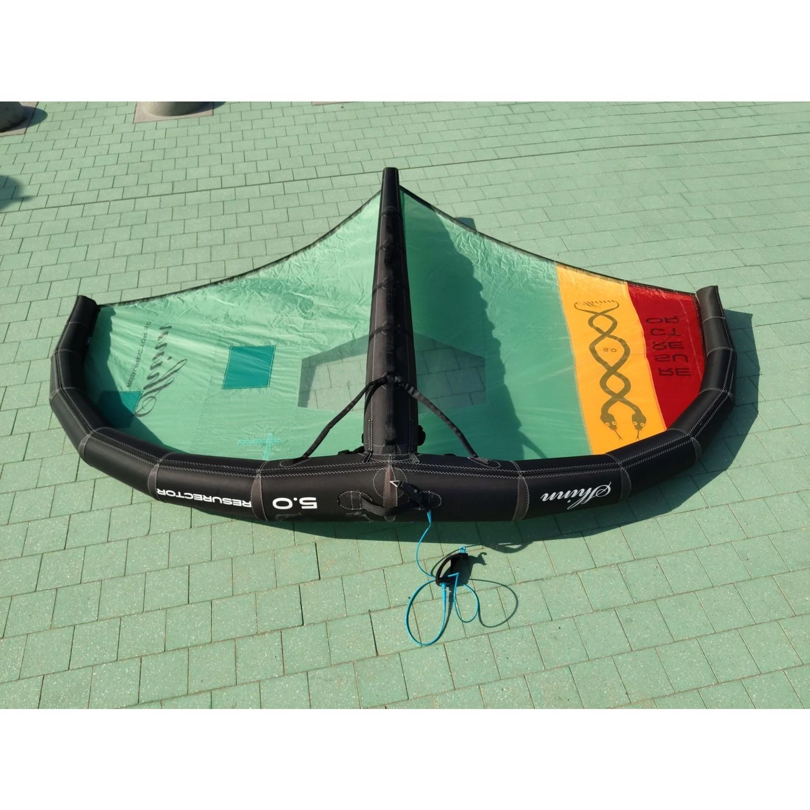 Shinn Pre Loved Resurector 5m green