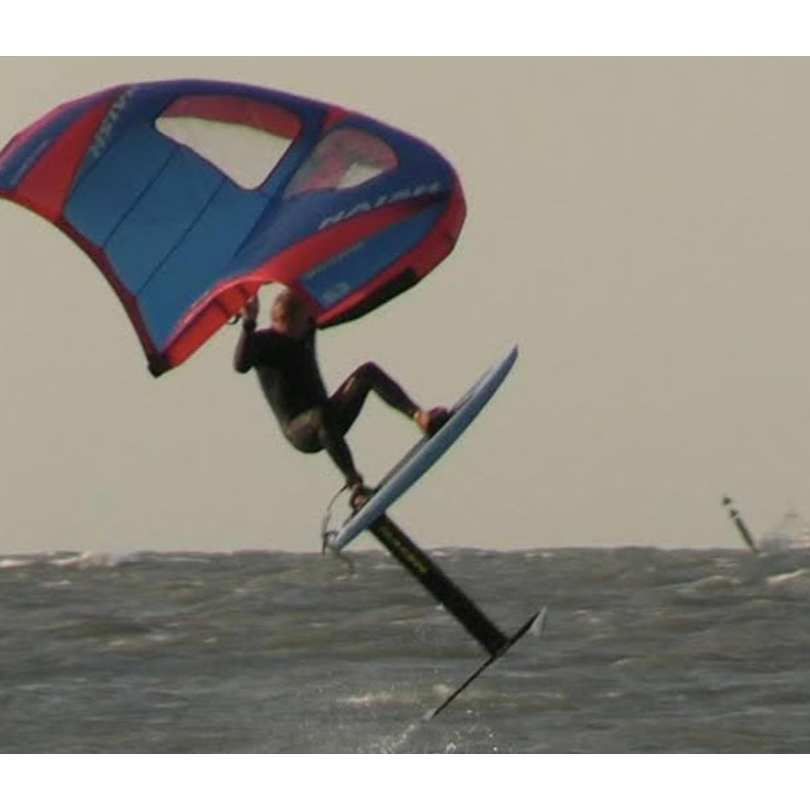 Shinn Pre Loved Nubo wingboard 65l