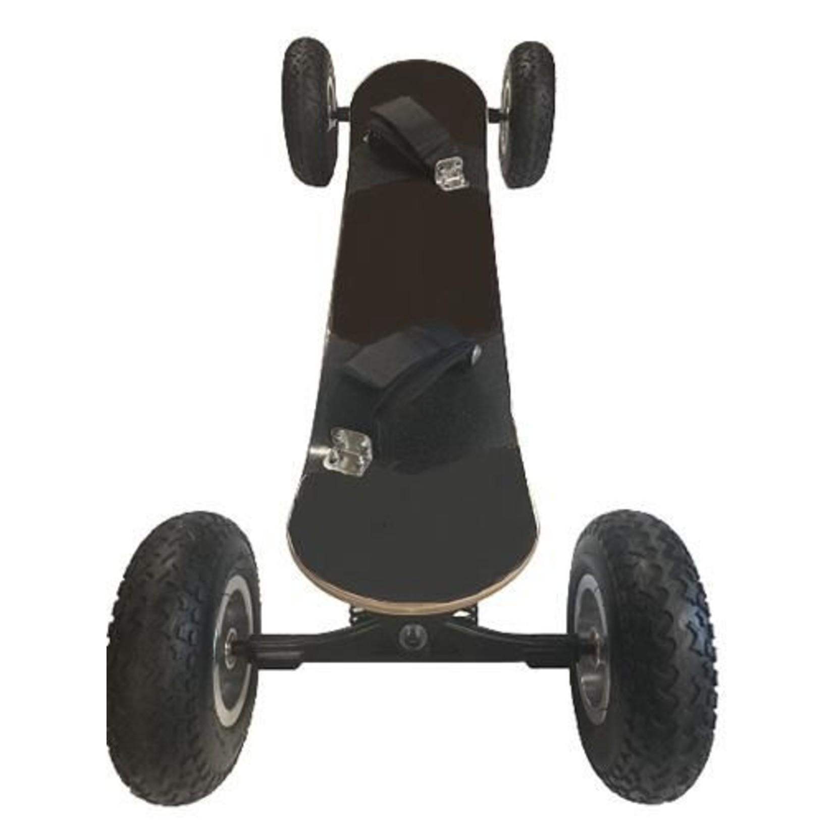 Wing skate board