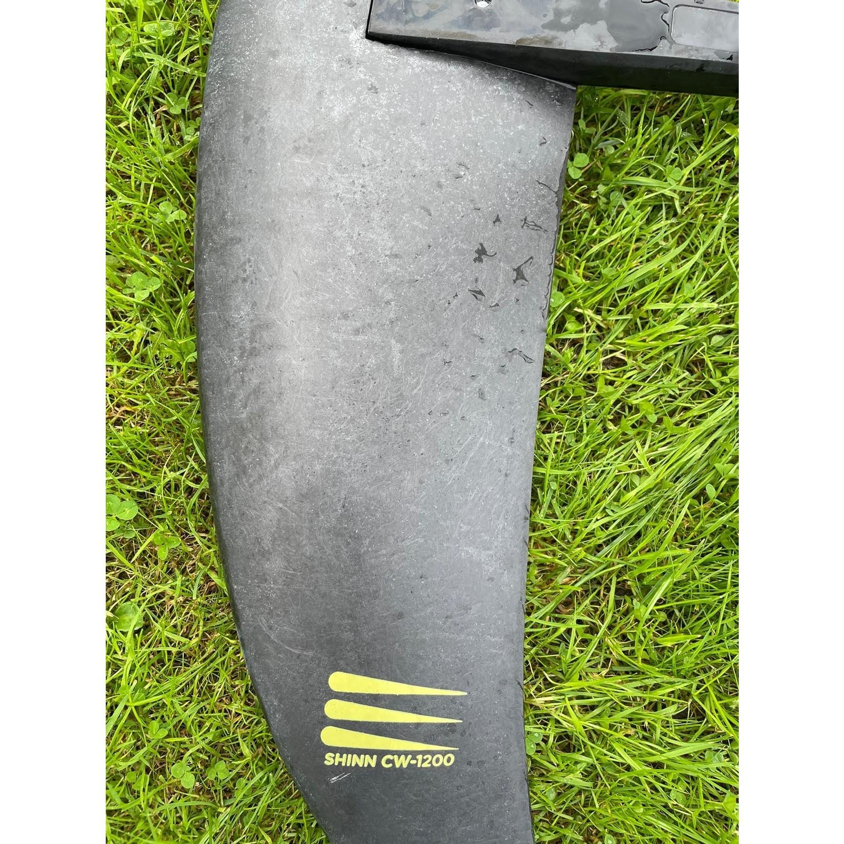 Shinn Pre Loved Suprahydro MD Carbon 1200 set
