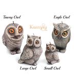 Sierkaars Owl
