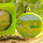 Geurkaars Aromatic Green Tea Disc