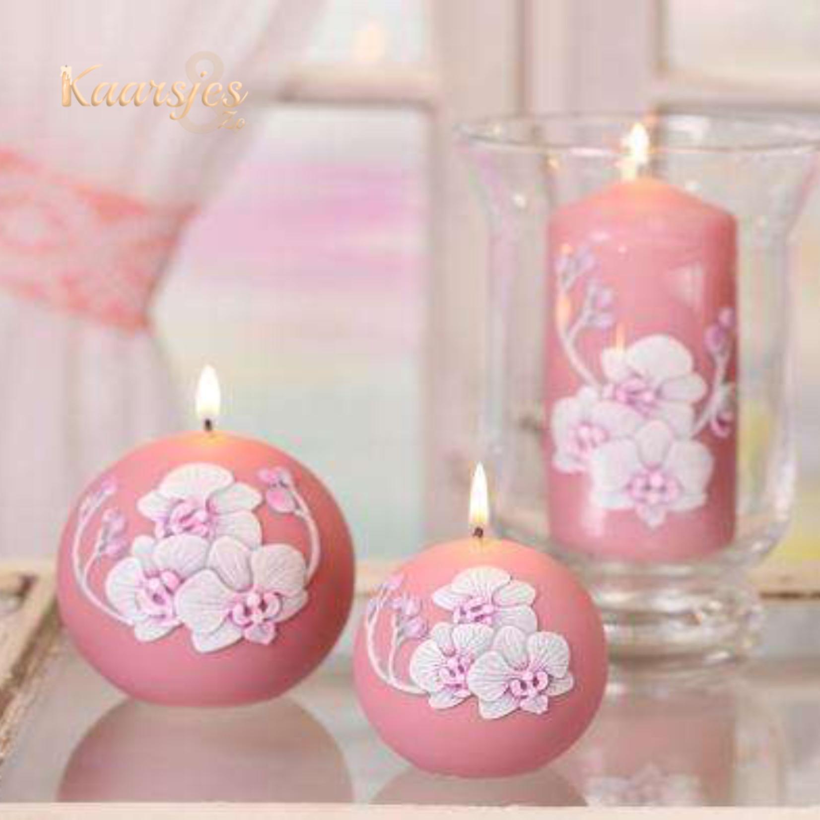 Sierkaars Orchid Velvet Powder Pink