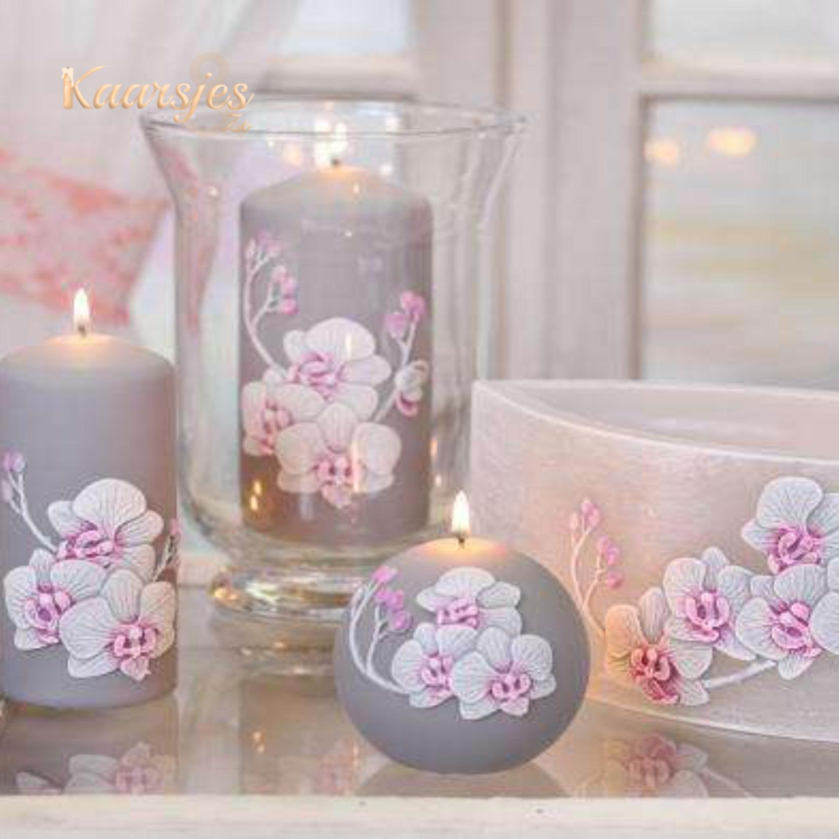 Sierkaars Orchid Velvet Powder Grey