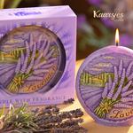 Geurkaars Aromatic Lavender Disc