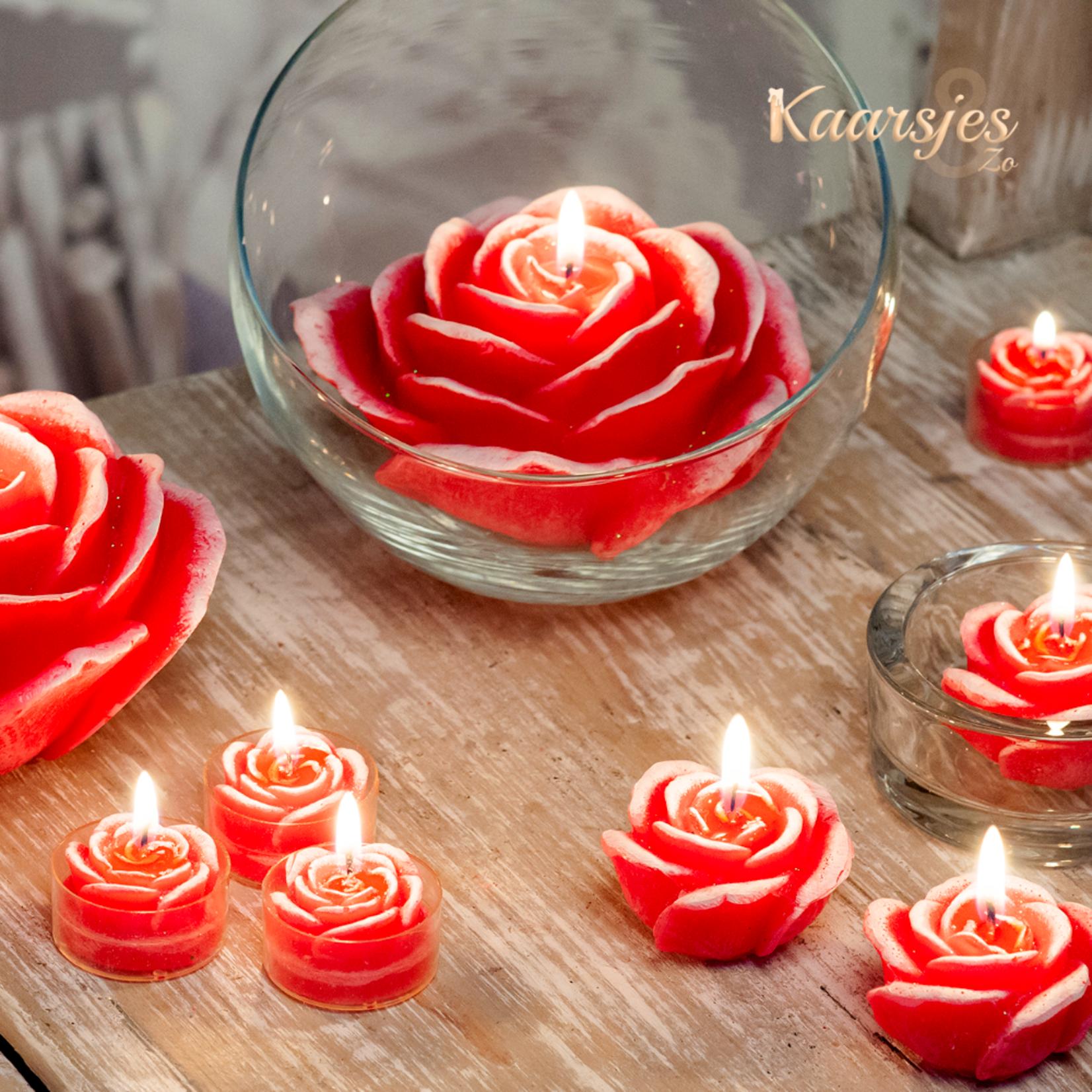 Sierkaars Moulin Rouge Rose Red