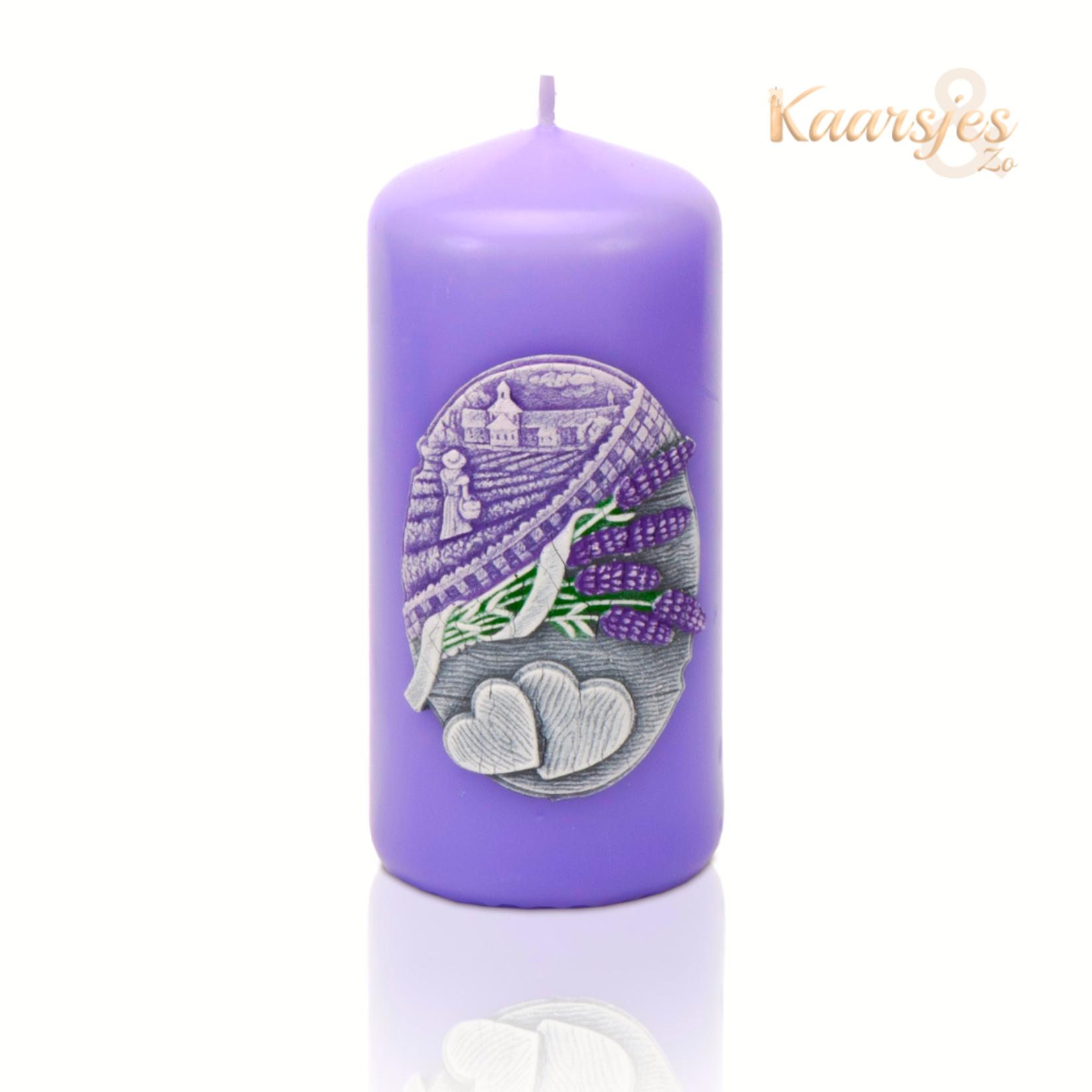 Geurkaars Lavendel K Collection