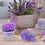 Geurkaars Lavender Stories