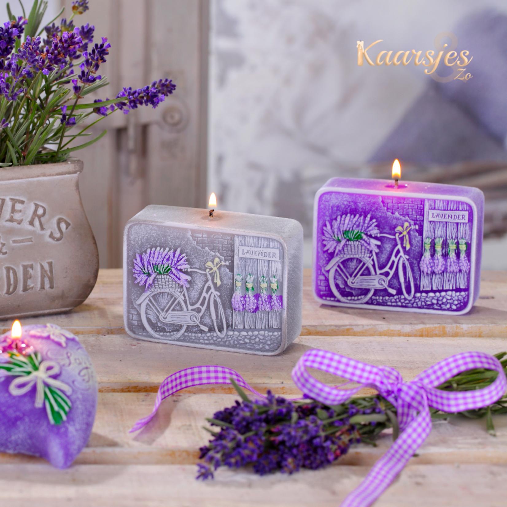 Geurkaars Lavendel Verhaal