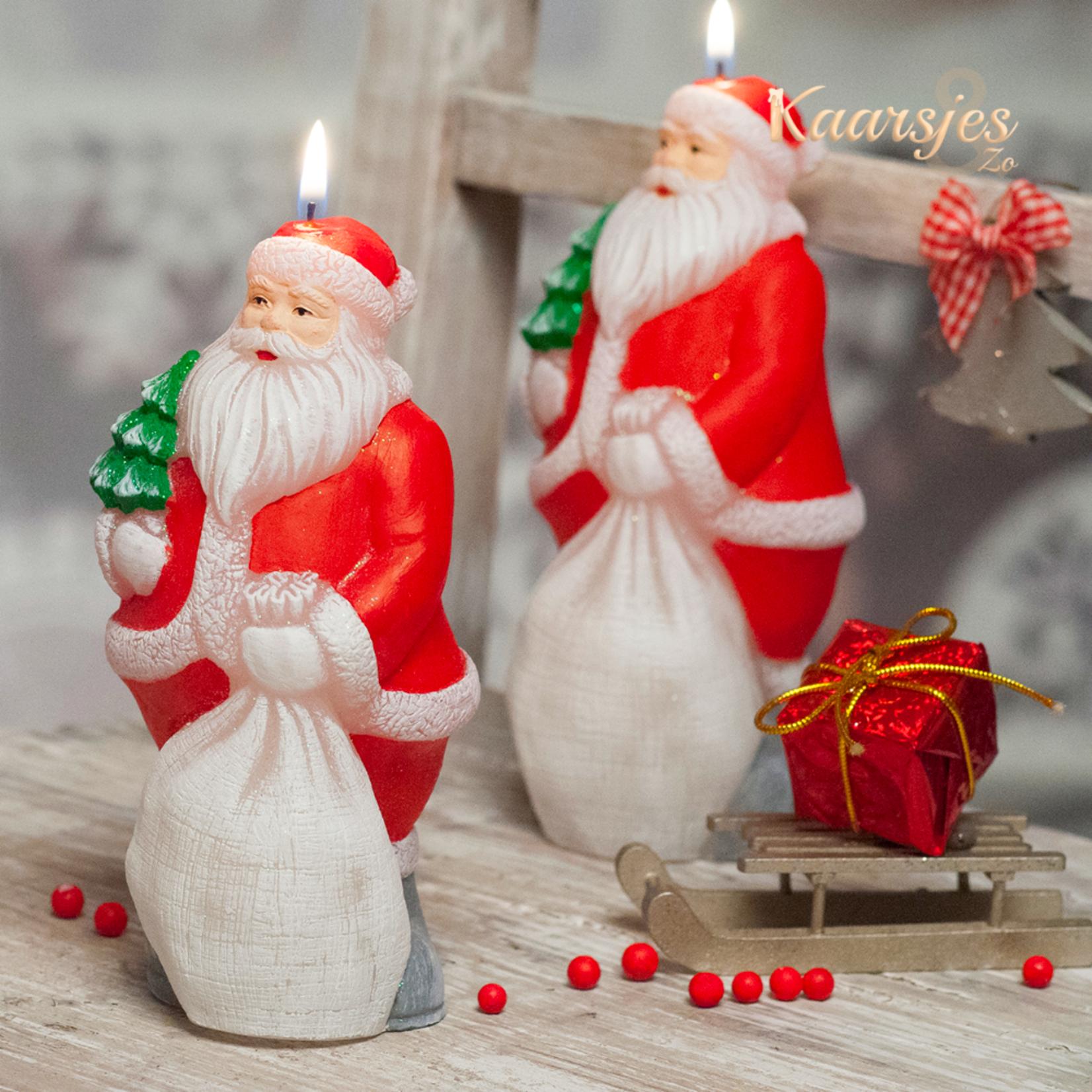 Sierkaars Kerstman