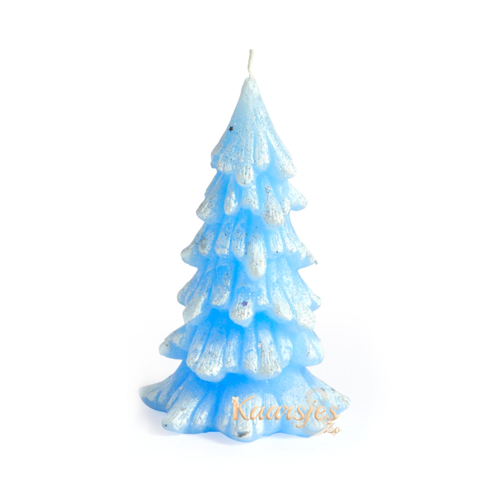 Sierkaars Kerstboom Groot 21 cm