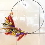 IJgenweis Flower Hoop
