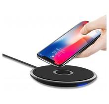 Wireless Qi Fast Charger 5W/7.5W/10W Black