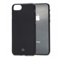 Mobilize Rubber Gelly Case Apple iPhone 7/8/SE (2020) Matt Black
