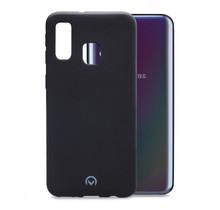 Mobilize Rubber Gelly Case Samsung Galaxy A40 Matt Black