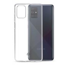 Mobilize Gelly Case Samsung Galaxy A71 Clear