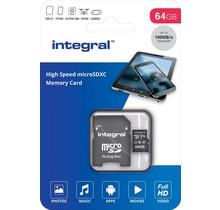 Integral microSDXC 64GB