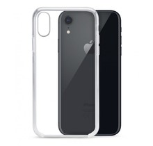 Mobilize Rubber Gelly Case Apple iPhone XR Clear