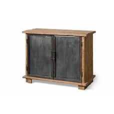 Flintstone - Teak Sideboard Eisen (120)