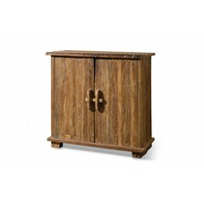 Flintstone - Teak Highboard