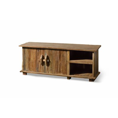 Flintstone - Teak TV Möbel (160)