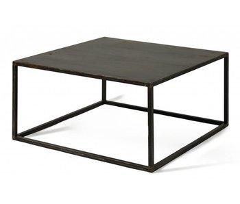 Industrial Tisch Iron Quadratisch