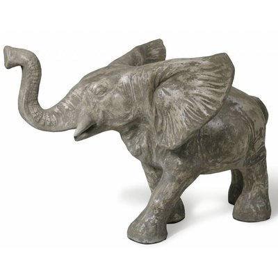 Skulptur Elefant Afrika