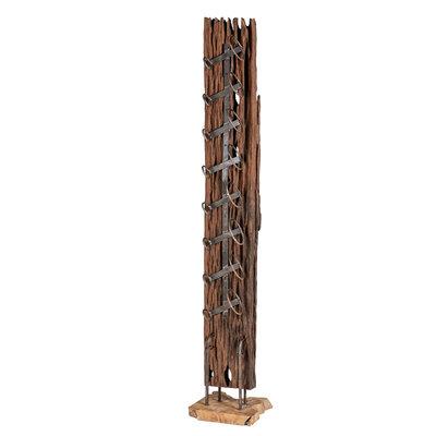 Weinregal Java Wood