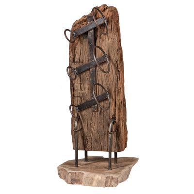 Weinregal Java Wood XS