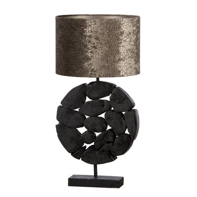 Lampe - Bulat (Schwarz)